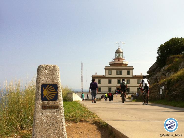 Finisterre, KM0 del Camino de Santiago