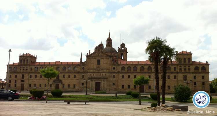 monasterio colegio nosa senora antiga monforte de lemos