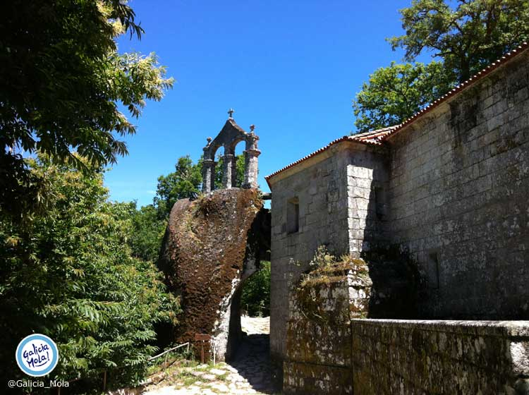 monasterio san pedro de rocas ribeira sacra